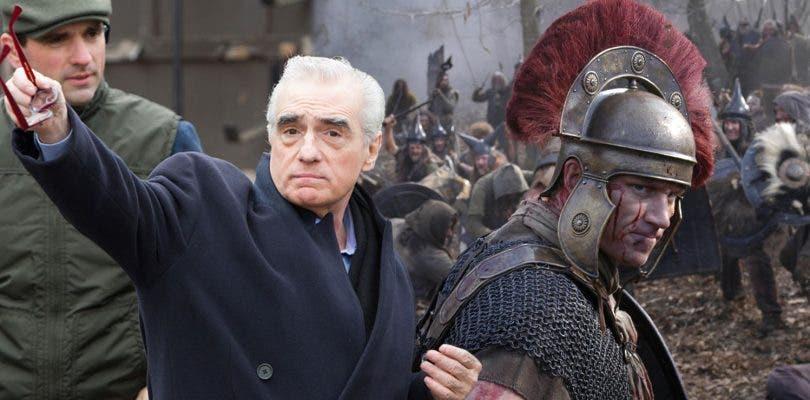 Scorsese y el creador de Vikings se unirán en la nueva serie The Caesars