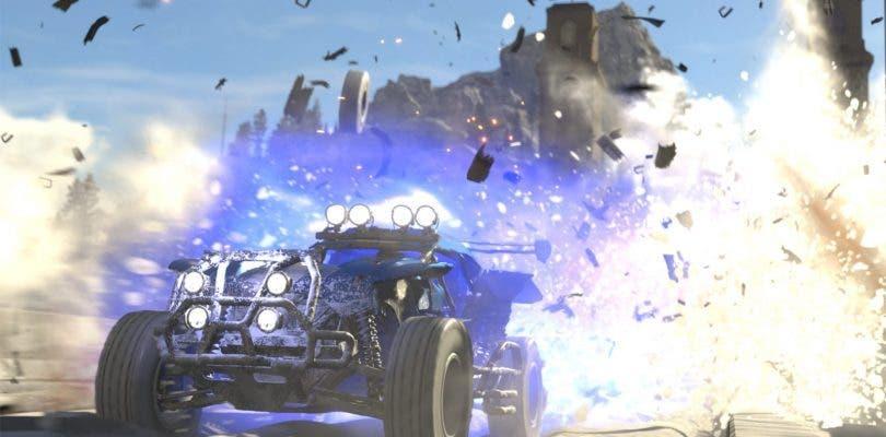 El título de conducción ONRUSH ya está disponible en Xbox Game Pass