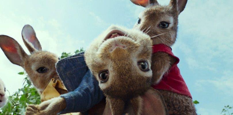 Peter Rabbit desata la polémica por burlarse de las alergias alimentarias