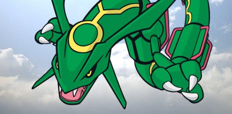 Rayquaza y más Pokémon de la región de Hoenn llegan a Pokémon GO