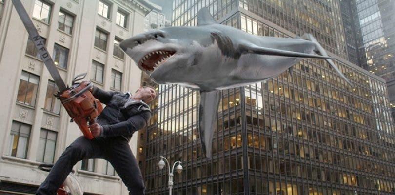 Sharknado 6 mezclará viajes temporales, nazis y dinosaurios en 2018