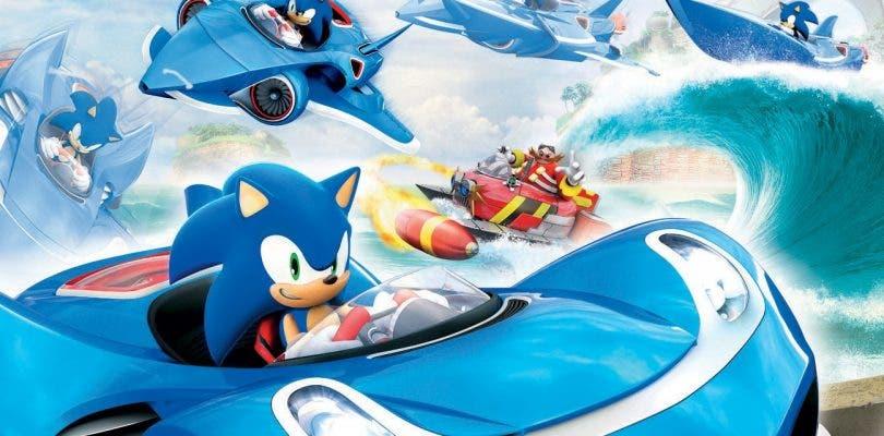 Siguen los rumores acerca del nuevo Sonic All-Stars Racing