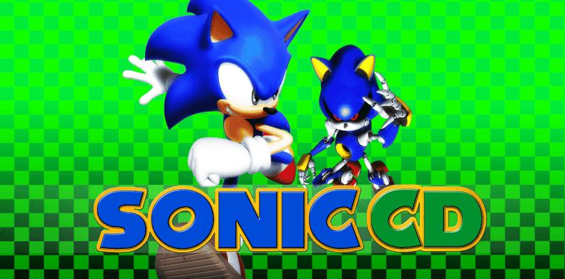 Sonic CD es el nuevo y flamante juego gratuito que llega a SEGA Forever