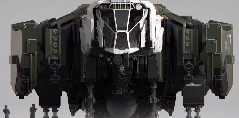 La nave Anvil Vulcan protagoniza el nuevo vídeo de Star Citizen