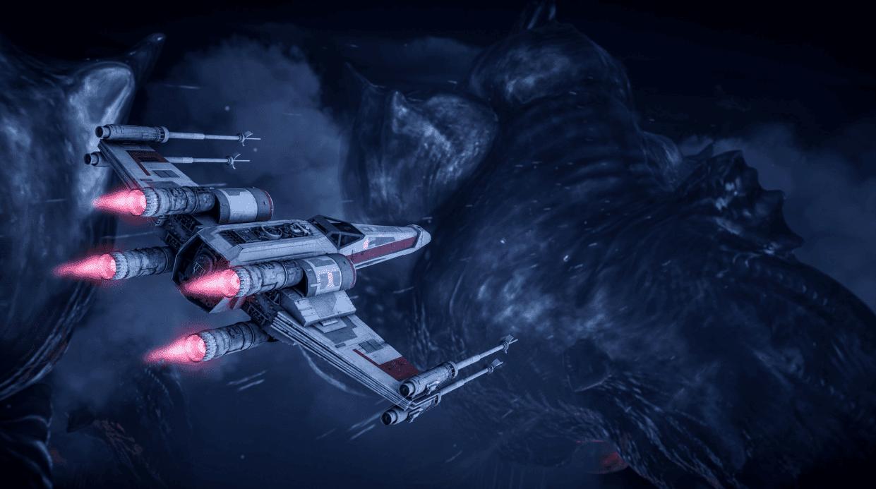 Imagen de Electronic Arts podría estar trabajando en un Star Wars online de mundo abierto