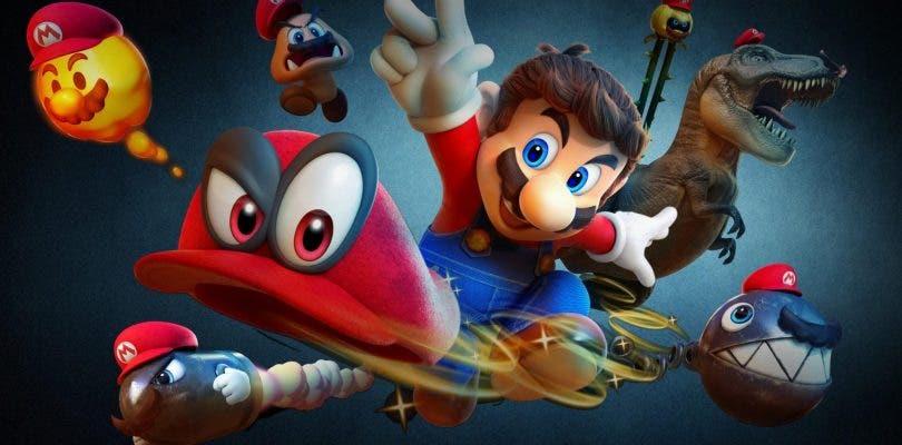 Super Mario Odyssey Siempre Fue Un Juego Pensado Para Nintendo Switch