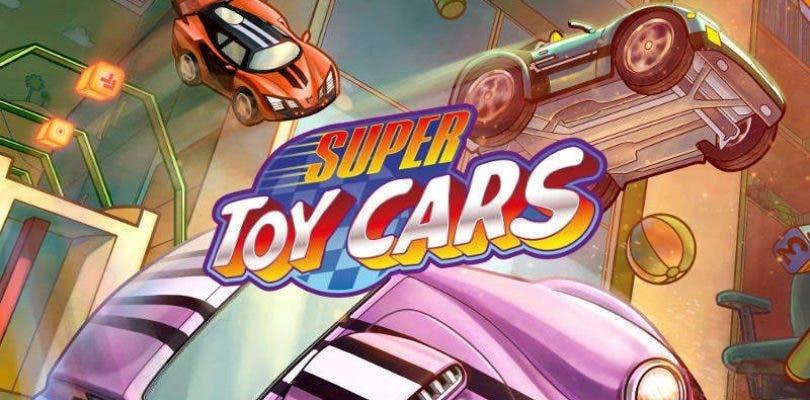 Super Toy Cars ya cuenta con ventana de lanzamiento en Nintendo Switch