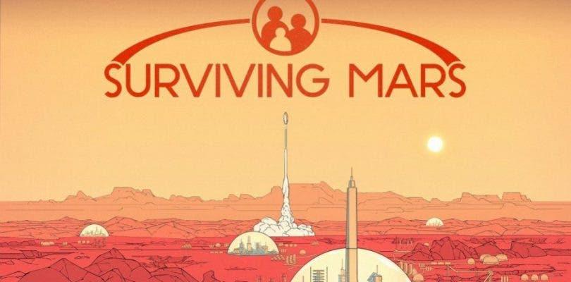 Surviving Mars recibe una nueva actualización gratuita