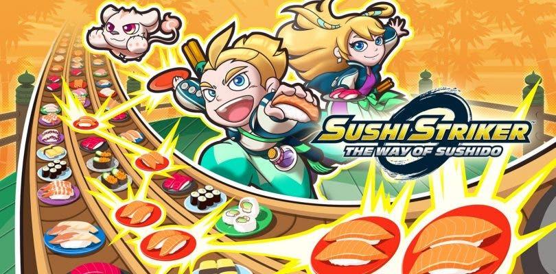 Sushi Striker: The Way of Sushido presenta su secuencia de apertura
