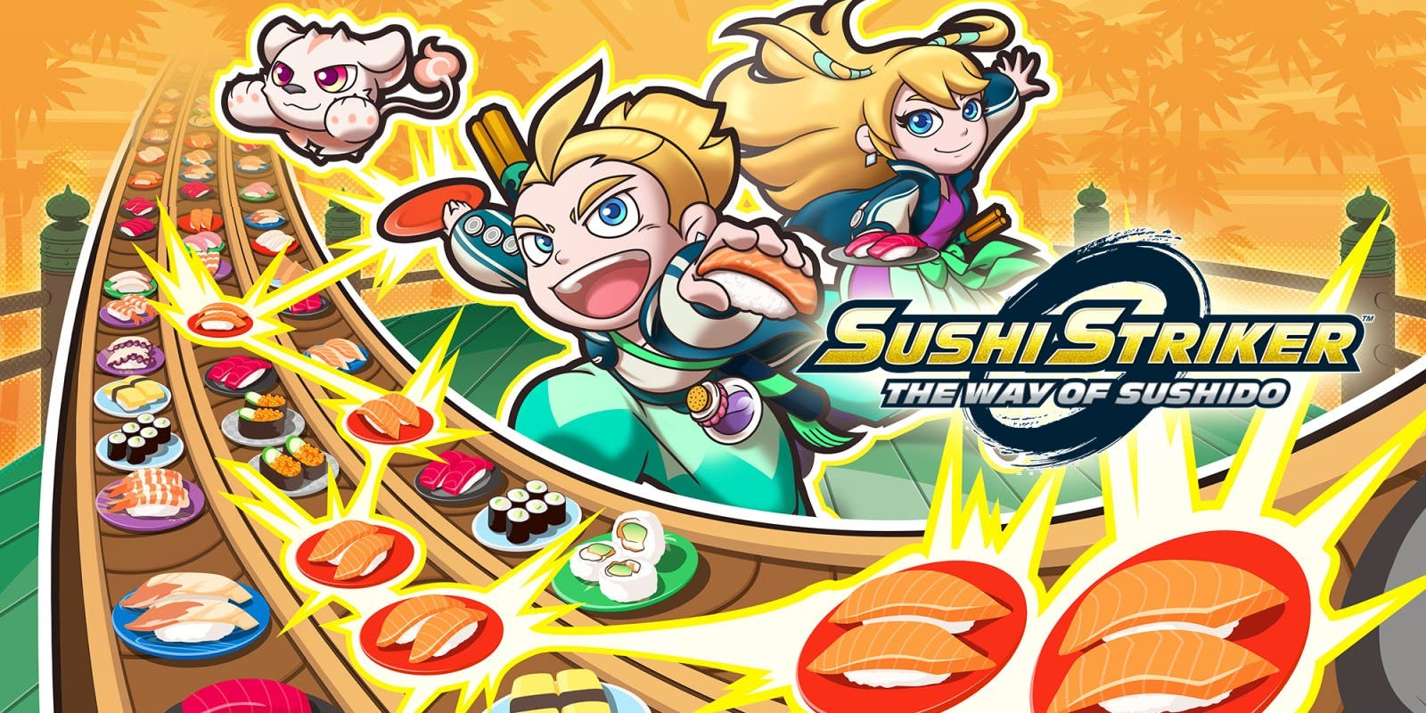 Imagen de Análisis Sushi Striker: The Way of Sushido