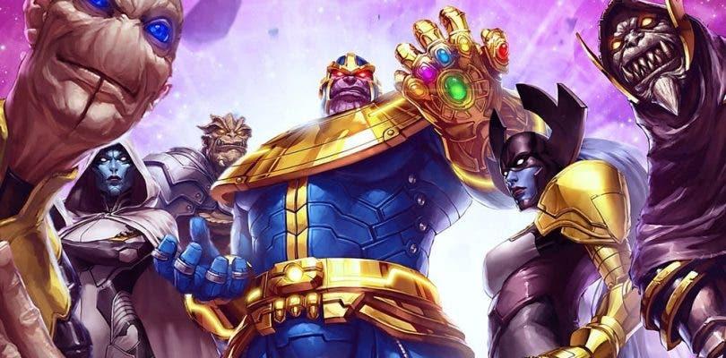 Nuevo vistazo a los miembros de la Orden Negra en Vengadores: Infinity War