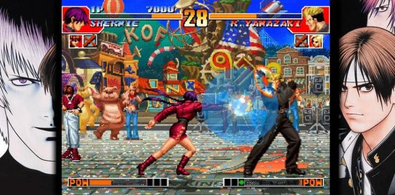 Anunciado The King of Fighters '97 Global Match para primavera
