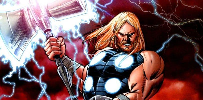 Los juguetes de Vengadores: Infinity War revelan la nueva arma de Thor