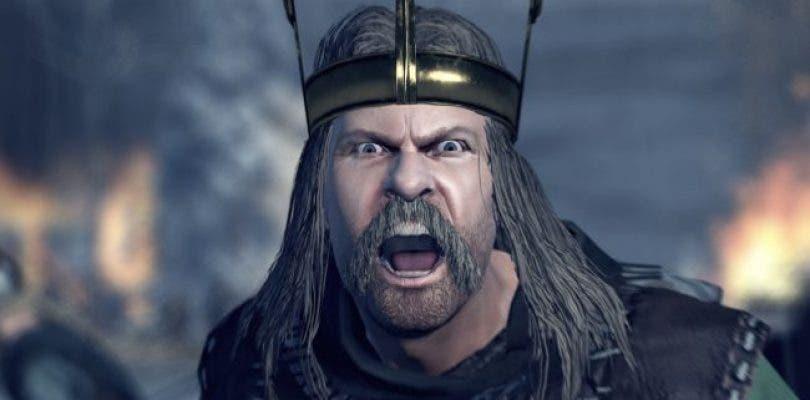 Total War Saga: Thrones of Britannia presenta al Rey del Imperio Gaélico