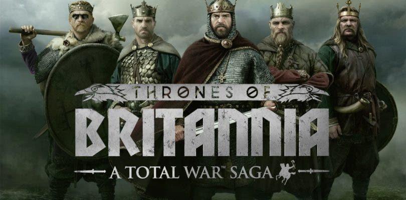 Total War: Thrones of Britannia enseña 30 minutos de su jugabilidad