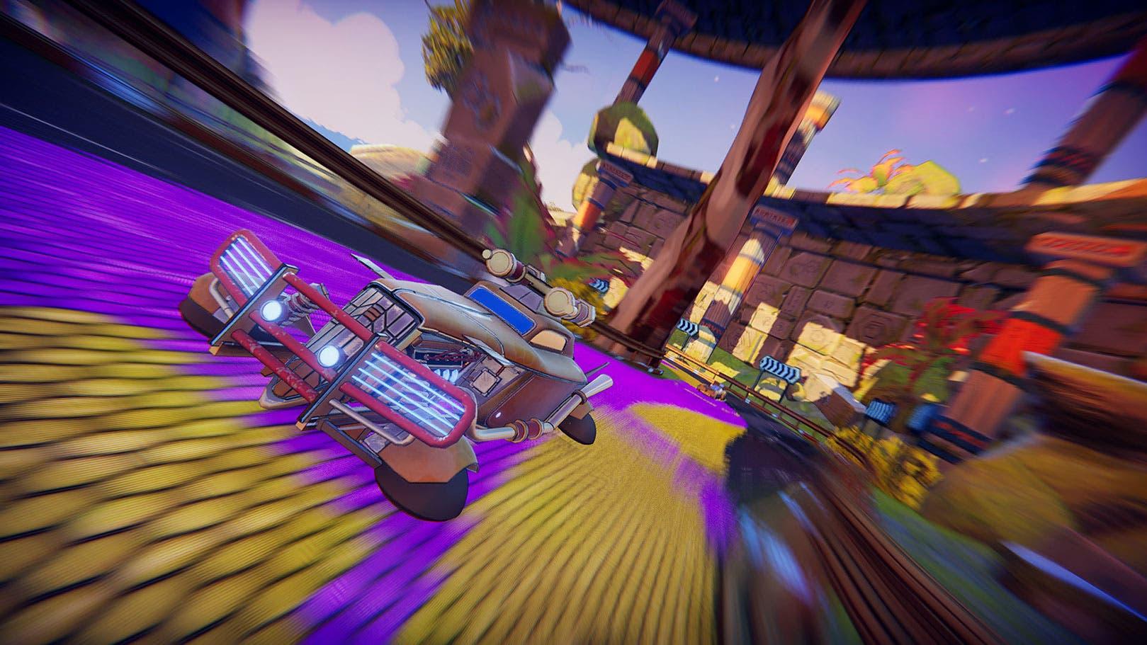 Imagen de Anunciado Trailblazers, un nuevo juego de carreras de Rising Star Games