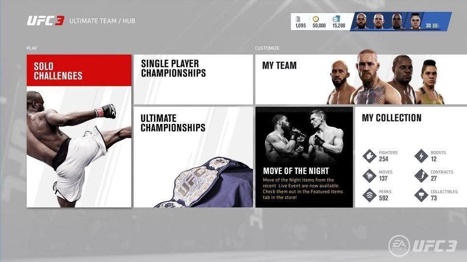 UFC 3 13