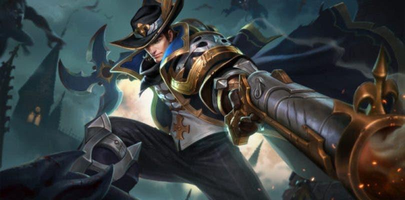 Tencent ha precisado el día de lanzamiento de Arena of Valor para Switch