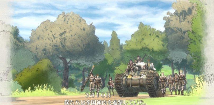 El Centurion de Valkyria Chronicles 4, en vídeo, vuelve a exhibirse