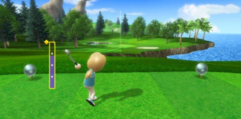 Nuevo récord mundial en la modalidad de golf en Wii Sports Resort