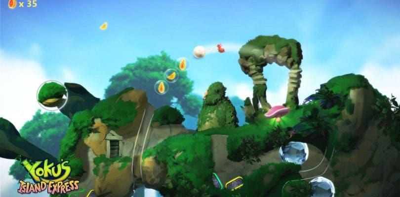 Yoku's Island Express se exhibe en un inédito gameplay