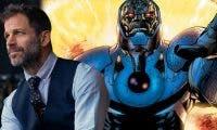 Así iba a ser la escena de Darkseid en la versión original de Justice League