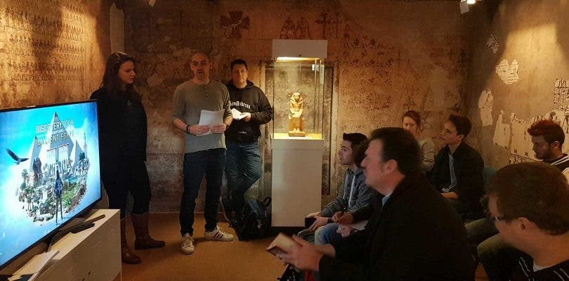 assassin's creed origins museo