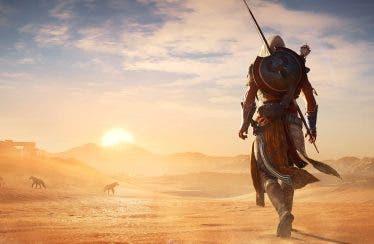Se muestran 30 minutos del DLC The Curse of the Pharaohs de AC Origins