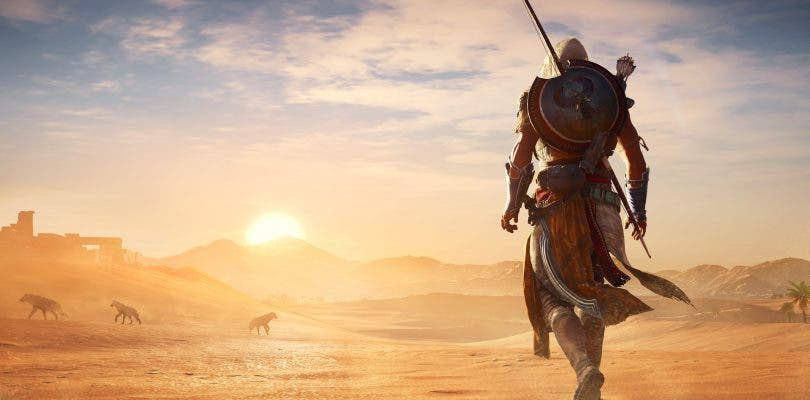 Se muestran 30 minutos del DLC The Curse of the Pharaohs de AC Origins