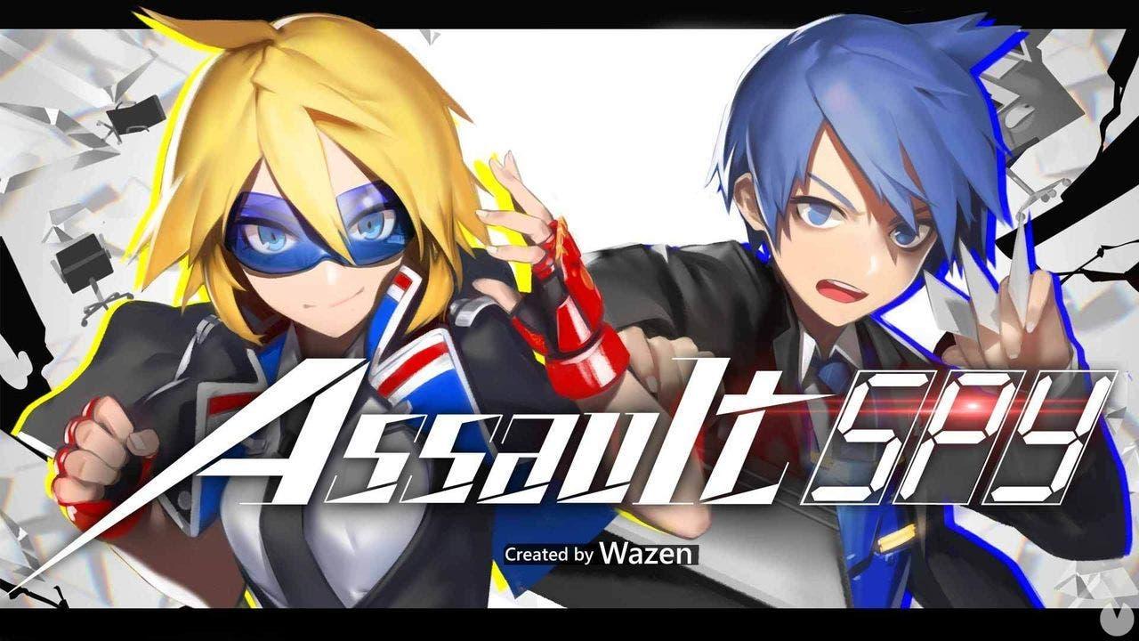 Imagen de Wazen anuncia la llegada de Assault Spy al acceso anticipado de Steam