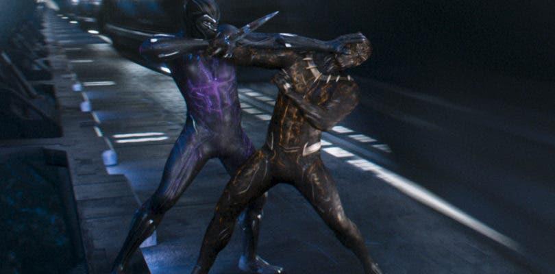 Black Panther está cerca de superar la barrera de los 500 millones