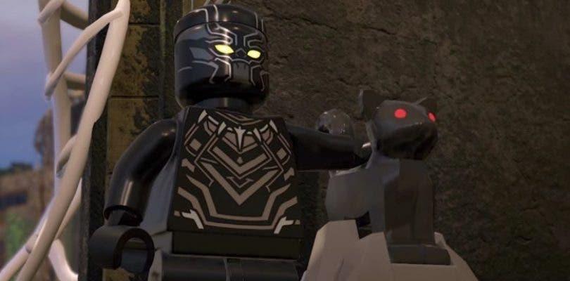 El universo de Black Panther llega a LEGO Marvel Super Heroes 2