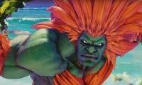 Blanka se muestra en un nuevo vídeo de Street Fighter V: Arcade Edition