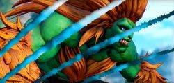 Blanka llegará la semana que viene a Street Fighter V: Arcade Edition
