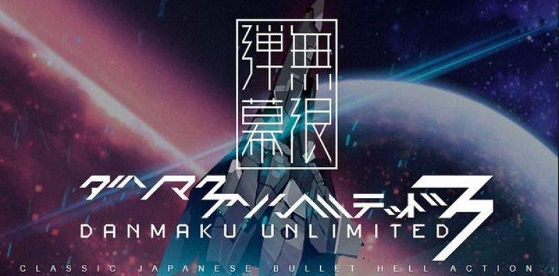 Danmaku Unlimited 3 ya tiene fecha de salida en Nintendo Switch