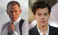 Harry Styles podría ser el sustituto de Daniel Craig como James Bond