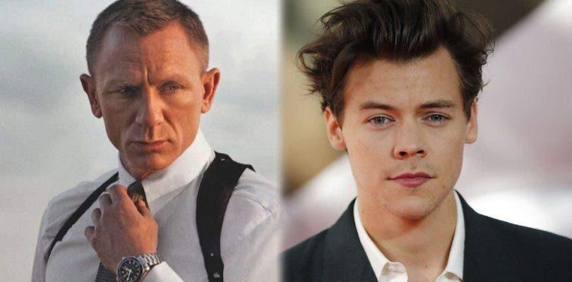 Harry Styles podría ser el sustituto de Daniel Craig como James Bond