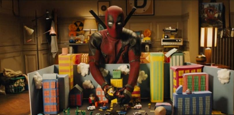 El nuevo tráiler oficial de Deadpool 2 presenta a Cable en combate
