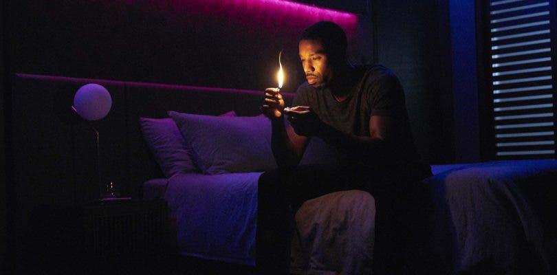 Michael B. Jordan está que arde en el primer tráiler de Fahrenheit 451