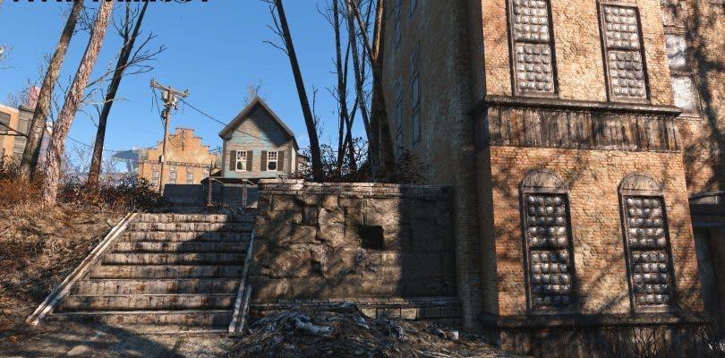 Vivid es un potente pack de texturas 4K para Fallout 4