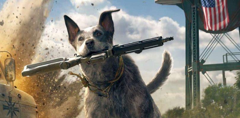 Phil Fournier de Ubisoft da curiosos detalles de Boomer, el perro de Far Cry 5