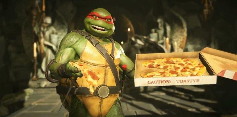 injustice 2 tortugas ninjas