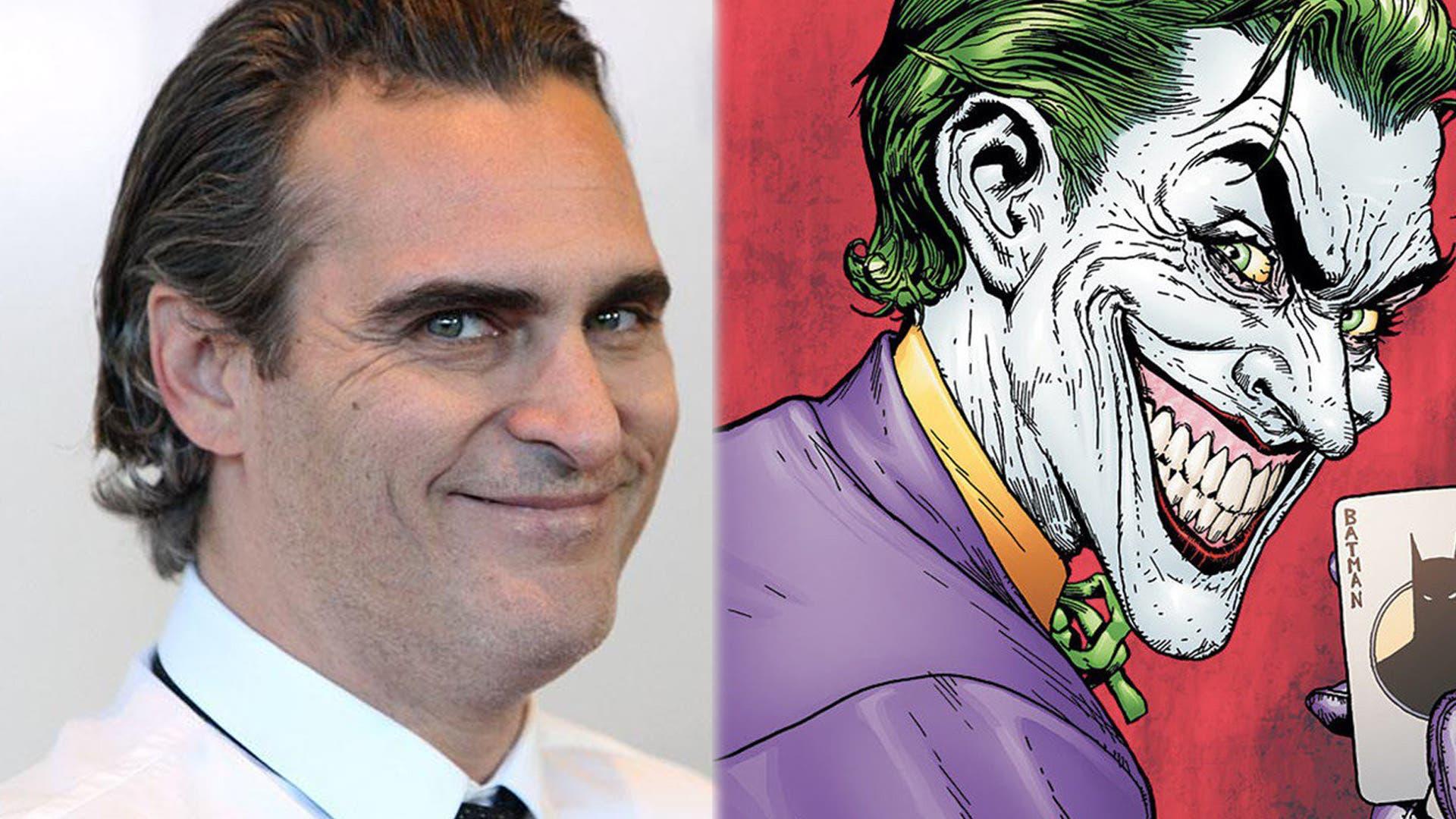 Joaquin Phoenix Esta En Conversaciones Para Ser El Joker En