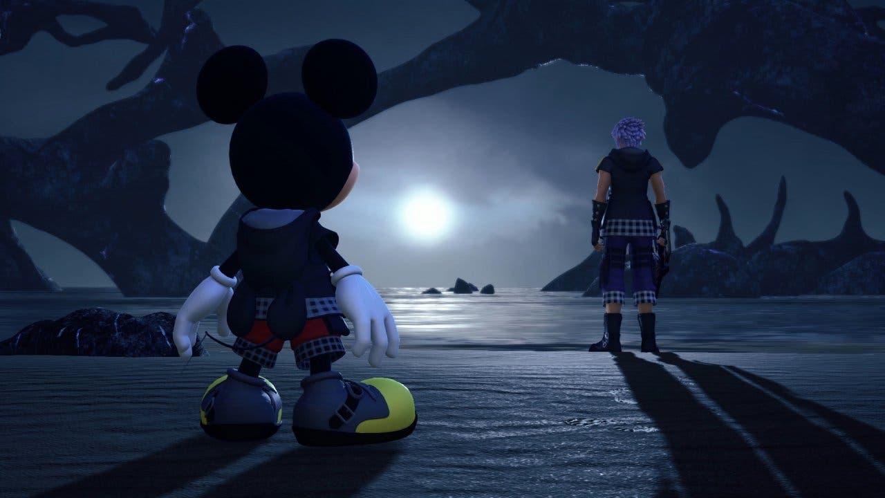 Imagen de Kingdom Hearts lanza un vídeo especial para conmemorar el aniversario de Mickey Mouse