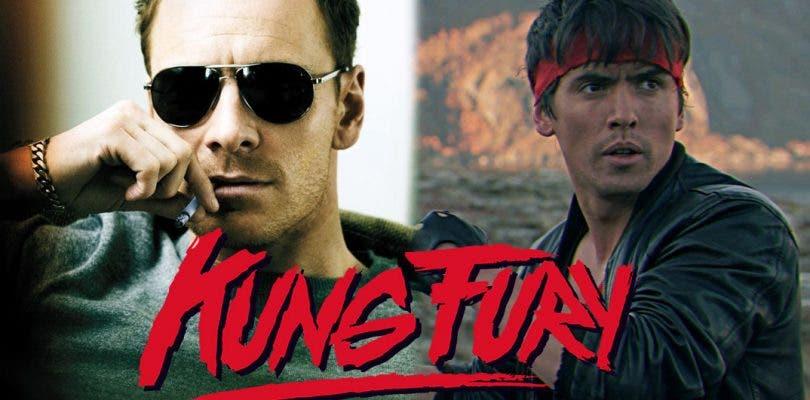 Michael Fassbender protagonizará Kung Fury 2 junto a David Hasselhoff