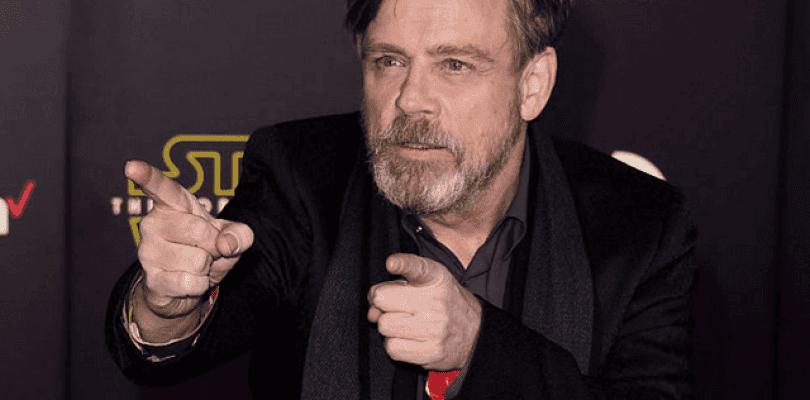 Mark Hamill recibirá su propia estrella en el Paseo de la Fama de Hollywood