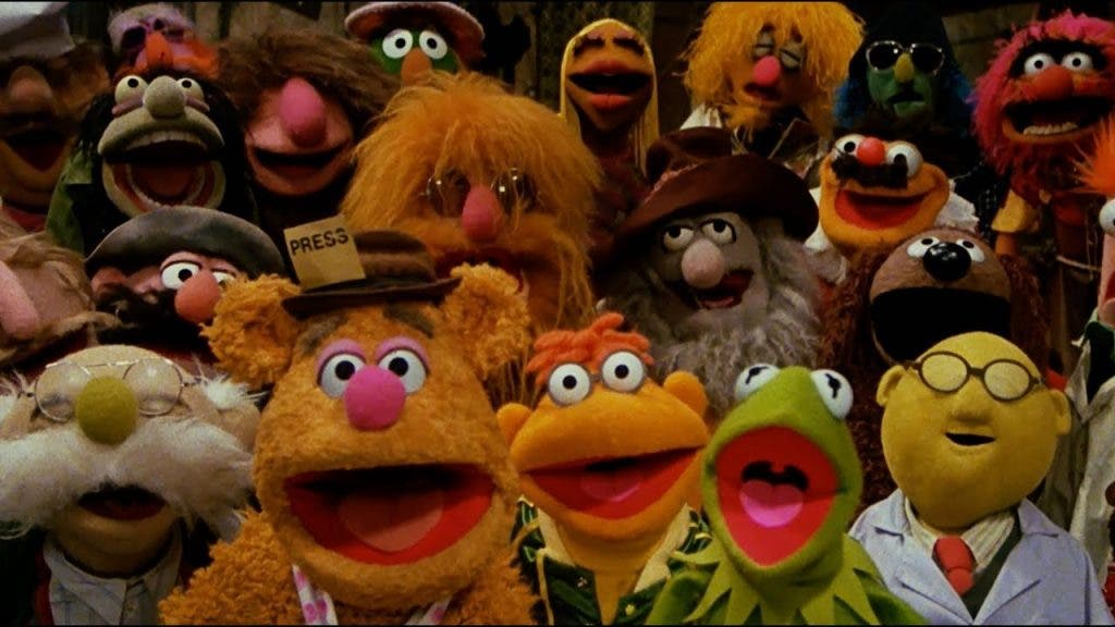 Los Teleñecos The Muppets