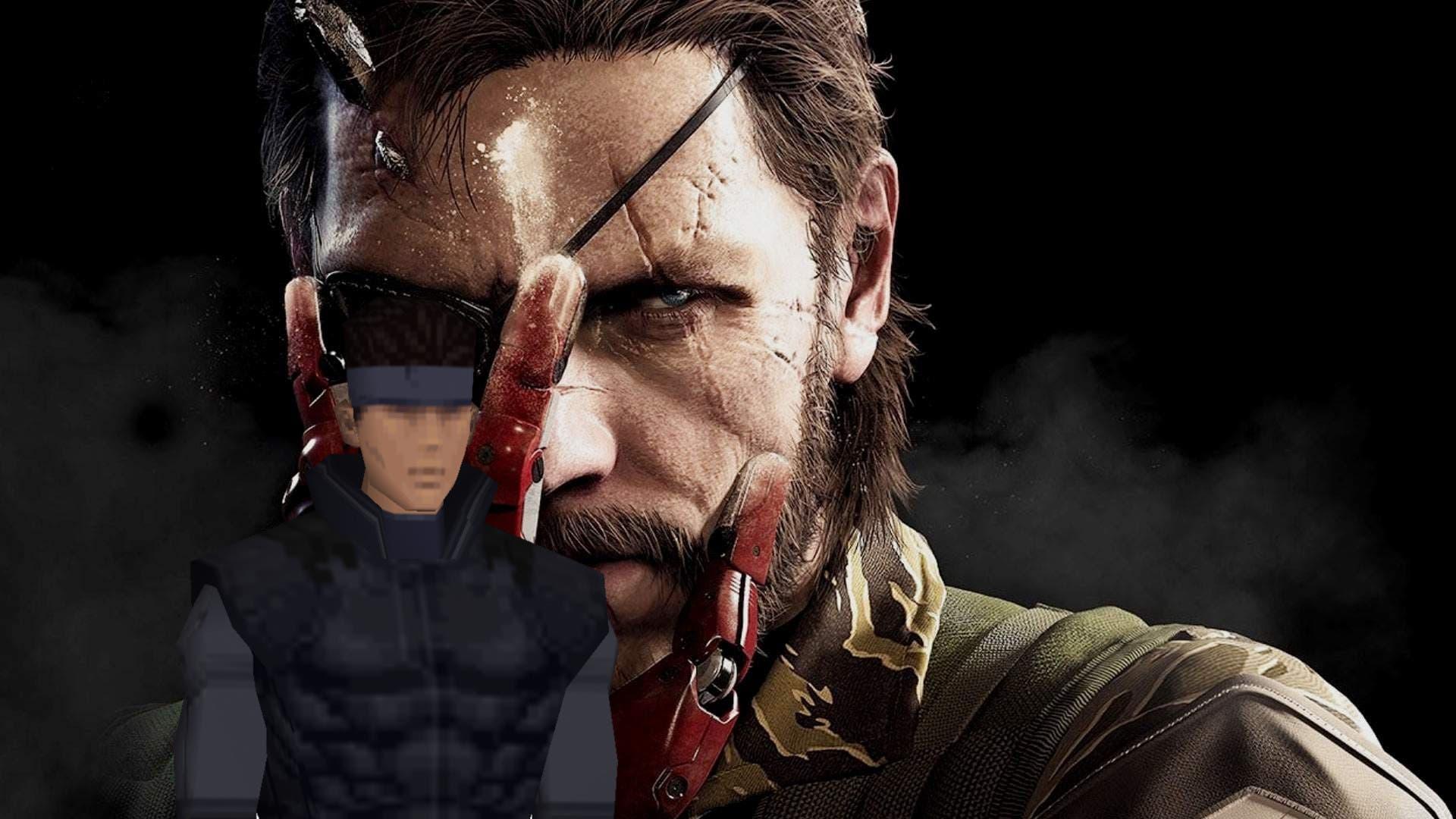 Imagen de Tributo a las sagas más importantes de la historia: Metal Gear Solid