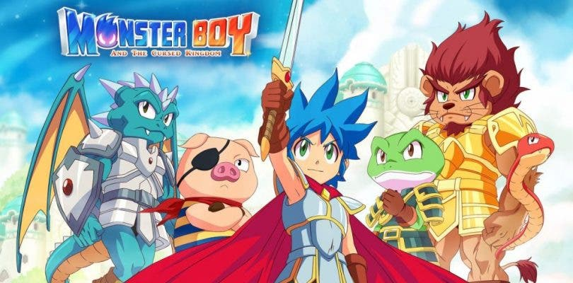 Se confirma la llegada de Monster Boy en físico a Nintendo Switch