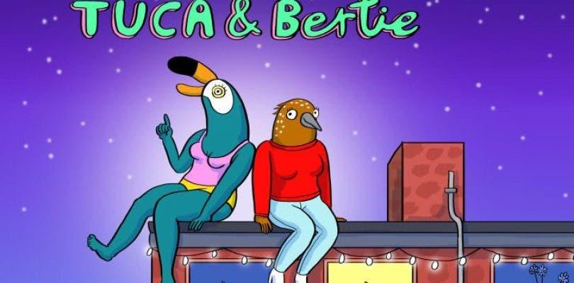 Tuca & Bertie es la nueva serie de Netflix al estilo BoJack Horseman